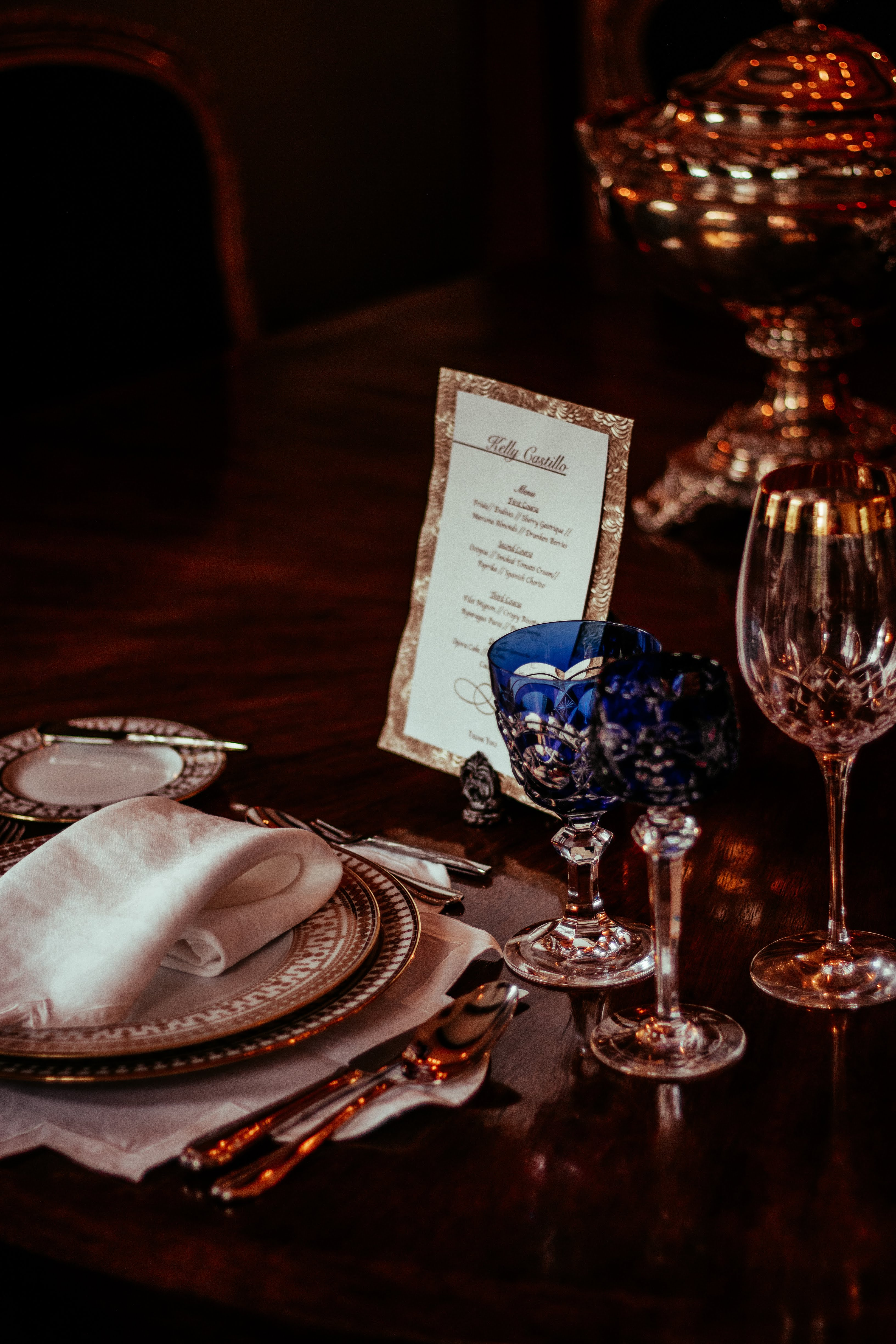 lifestyle events table setting blogger