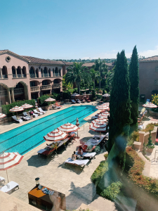 pool Fairmont Grand Del Mar