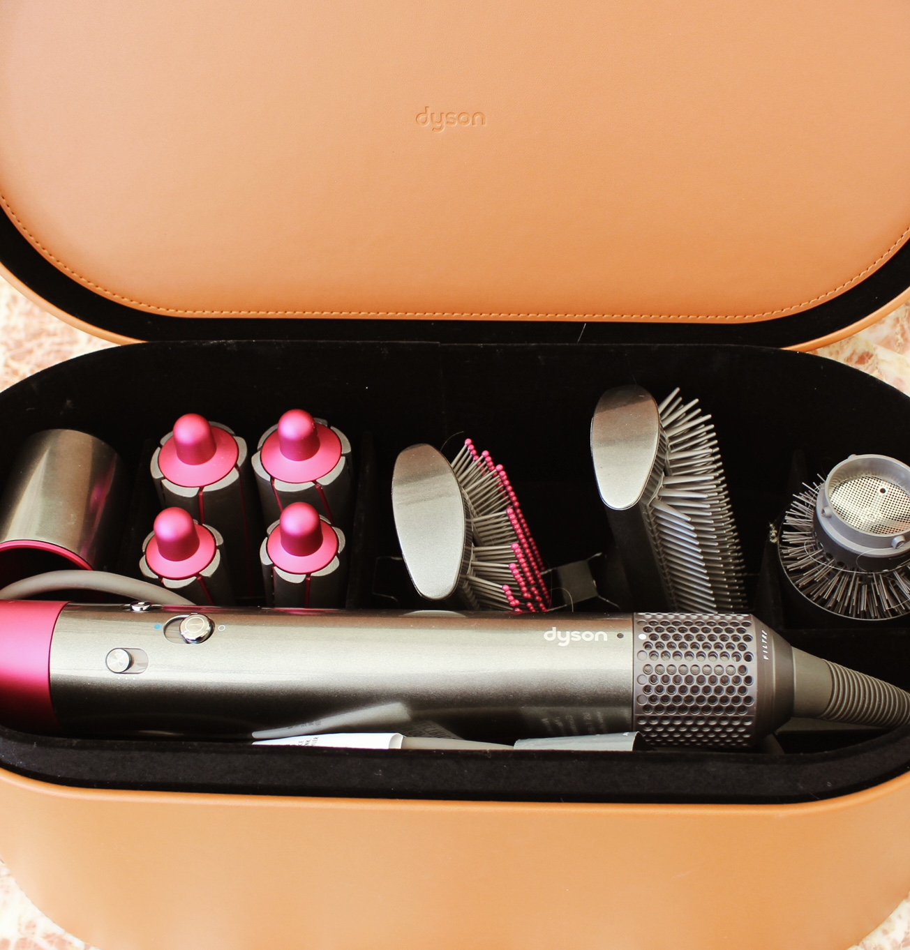 dyson hair styling fashion lifestyle beauty