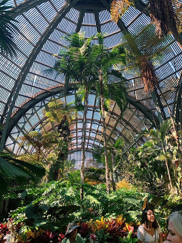botanical garden san diego