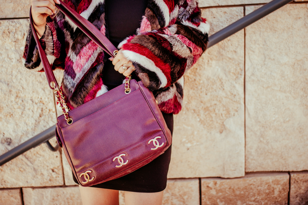 oxblood fall color trend