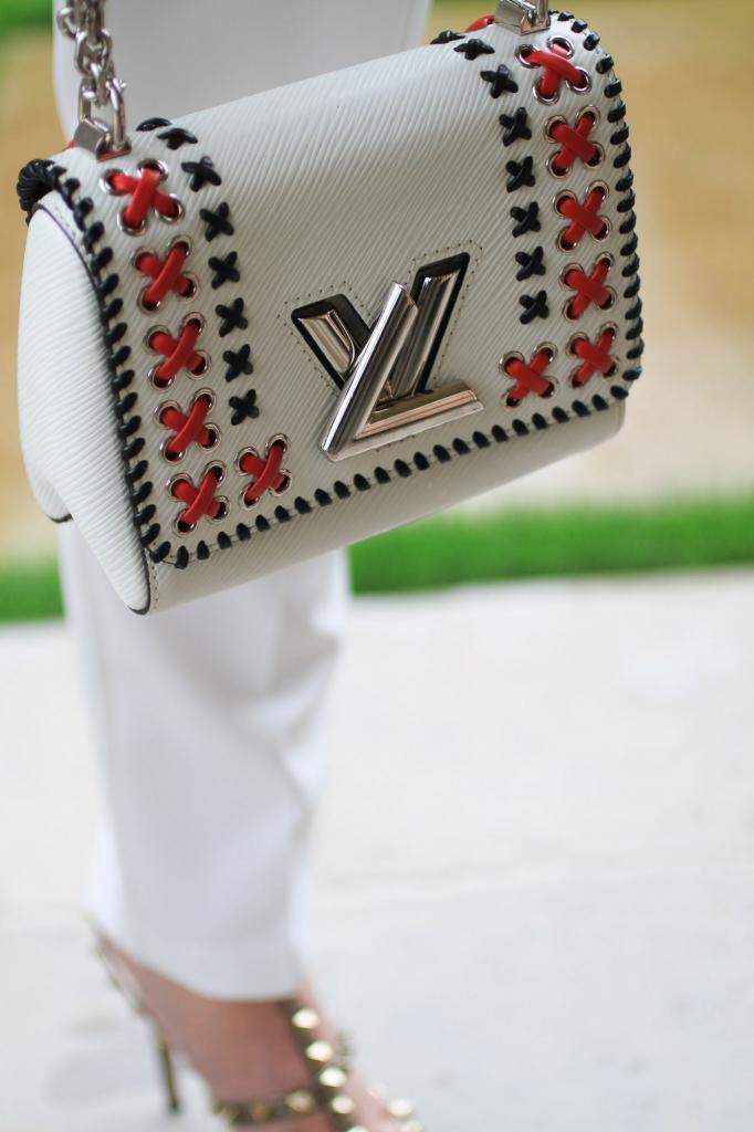 LV epi twist bag