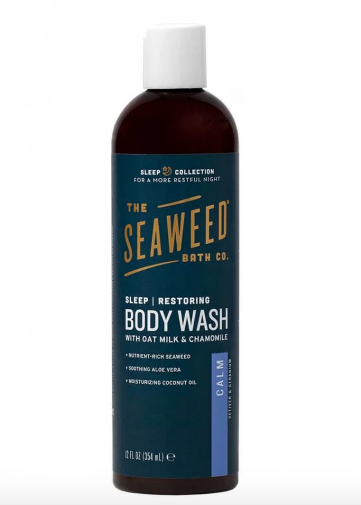 seaweed bath wash