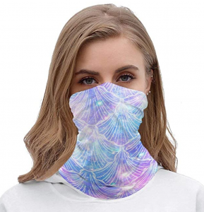 seamless face mask