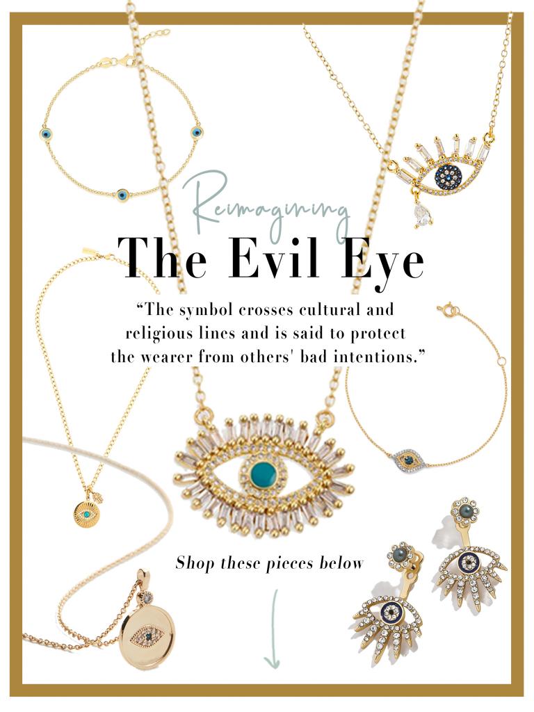 evil eye jewelry