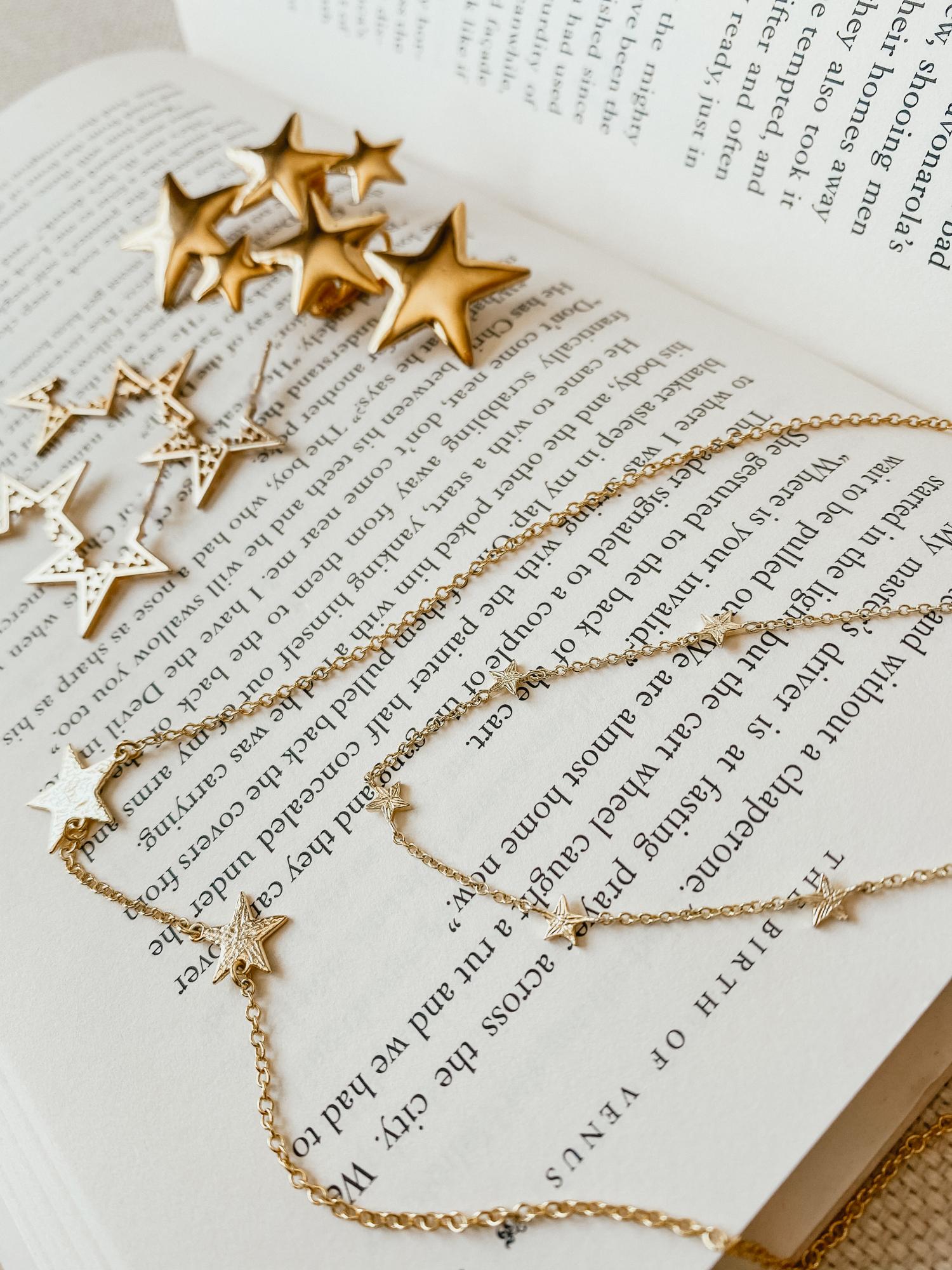 star themed jewelry