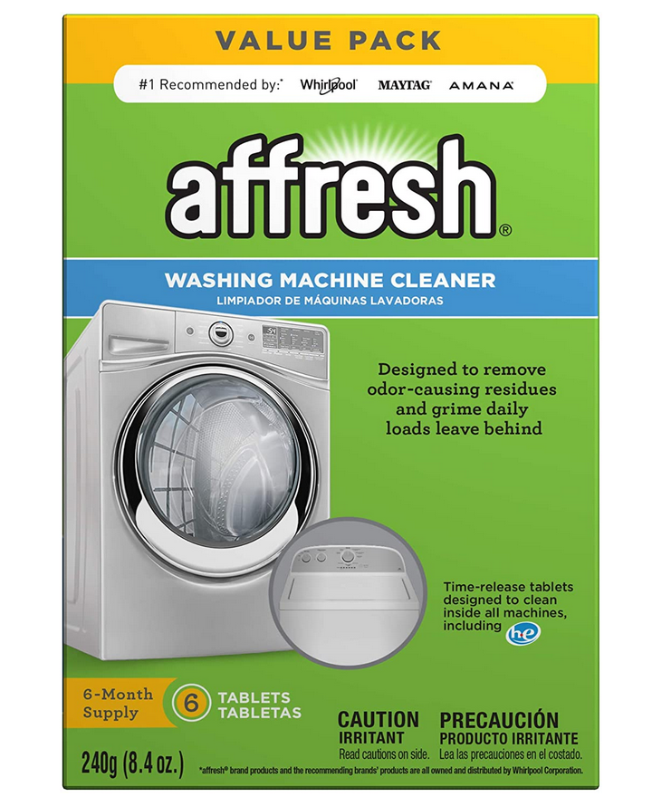 affresh cleaning tablets