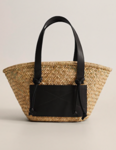 Double Strap Basket