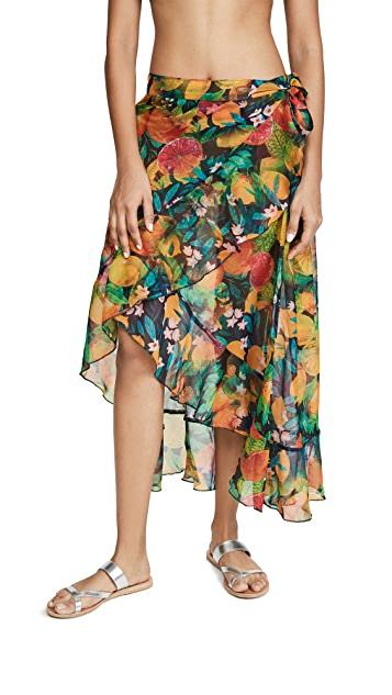 beach coverup sarong