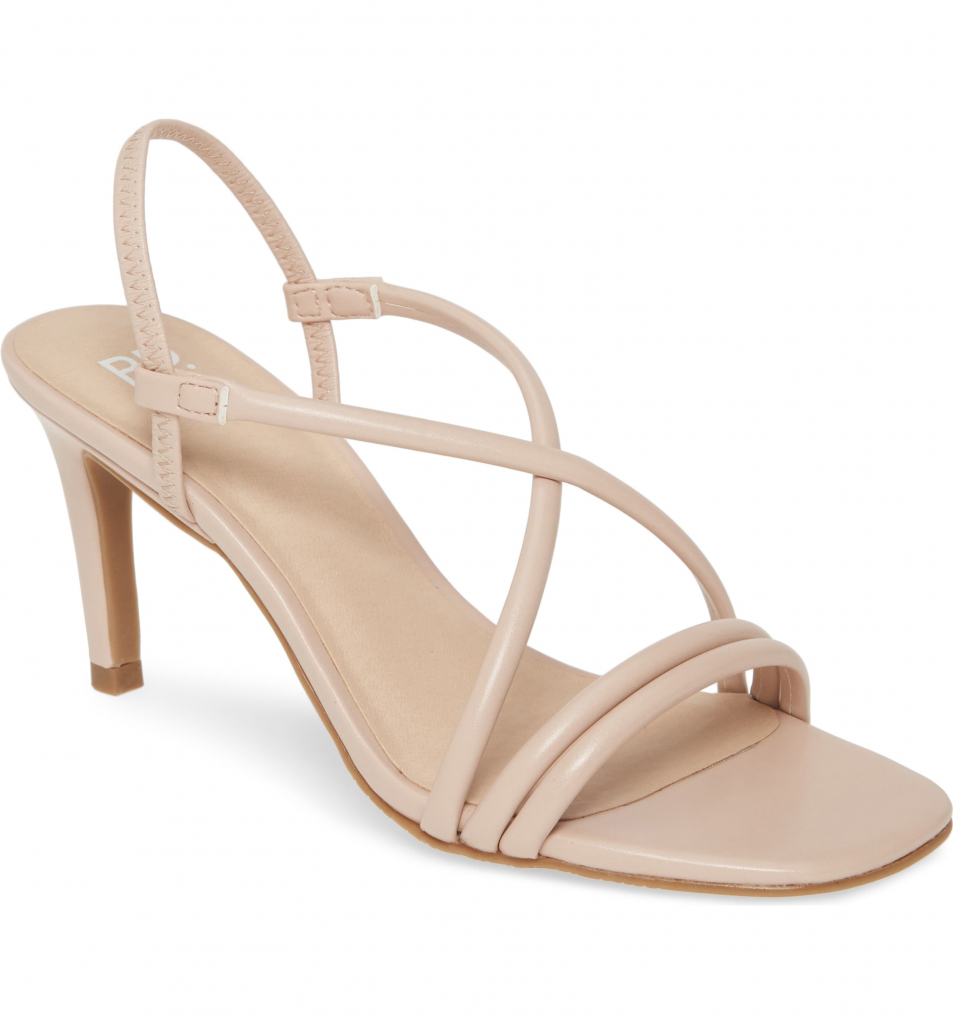 strap sandal