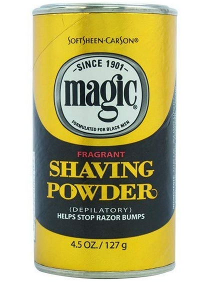 miracle shaving powder