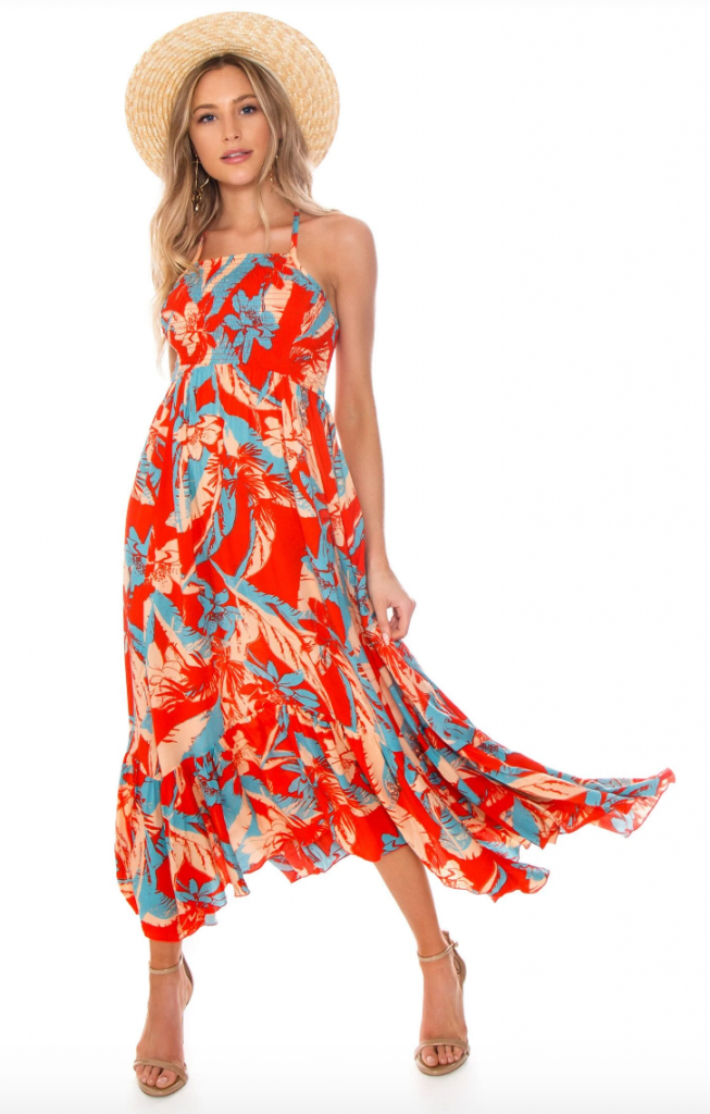 heatwave dress