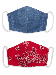 redone bandana mask