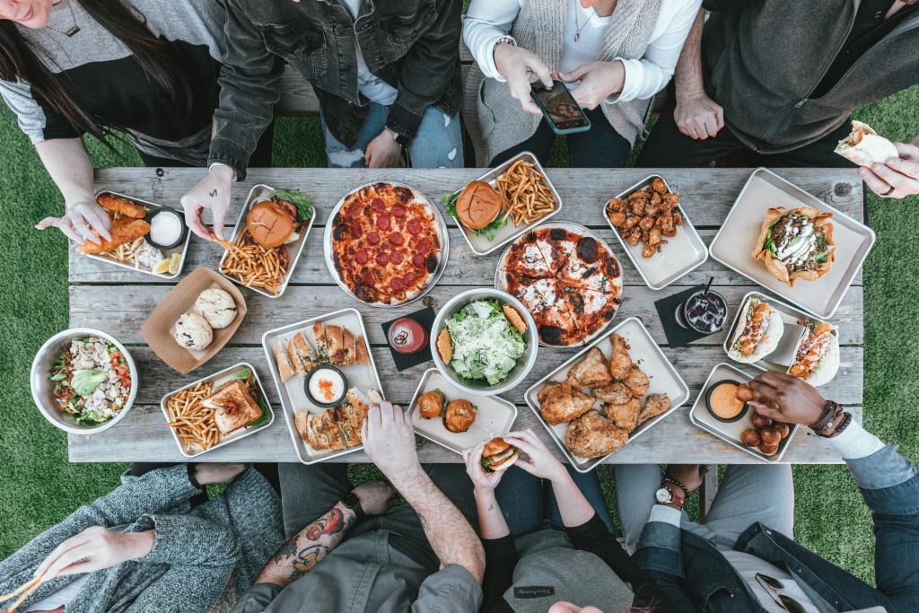 childhood affecting eating habits