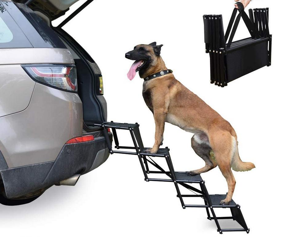 portable dog steps