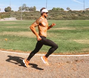 vivid running