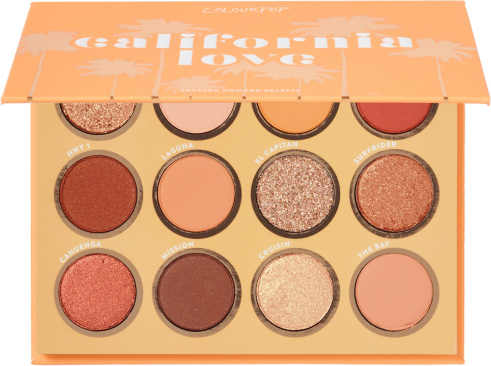 Fall Eyeshadow Palettes