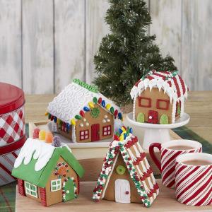 gingerbread house kits