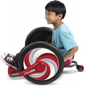 hand pedaled scooter