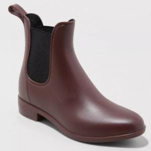 target chelsea rain boot