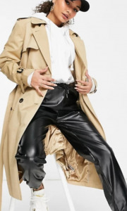 trench coat essential