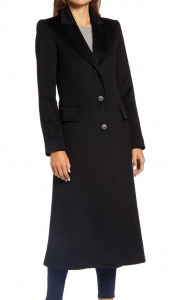 shop longline coat