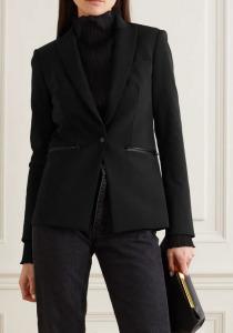 shop essential blazer