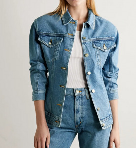 shop denim jacket essential