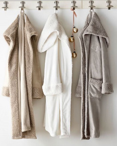 fuzzy robes