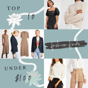 affordable fashion finds