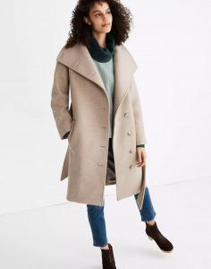 madewell copenhagen coat
