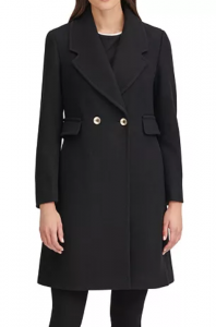 Women's Double Breasted Coat