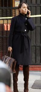 olivia pope black coat