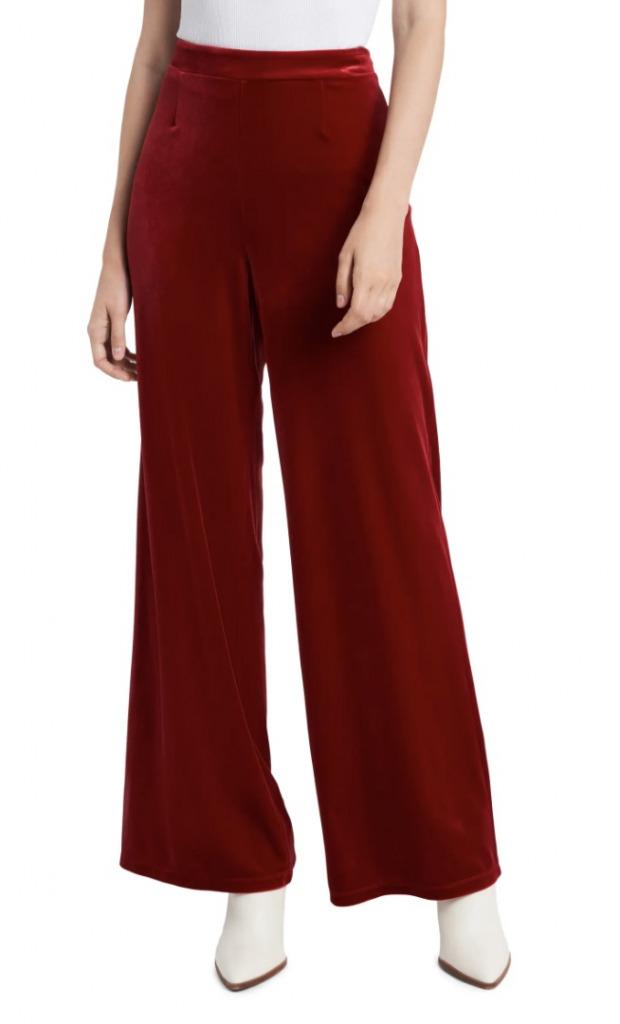 1.state velvet pants