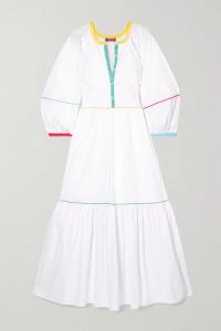 staud maxi dress