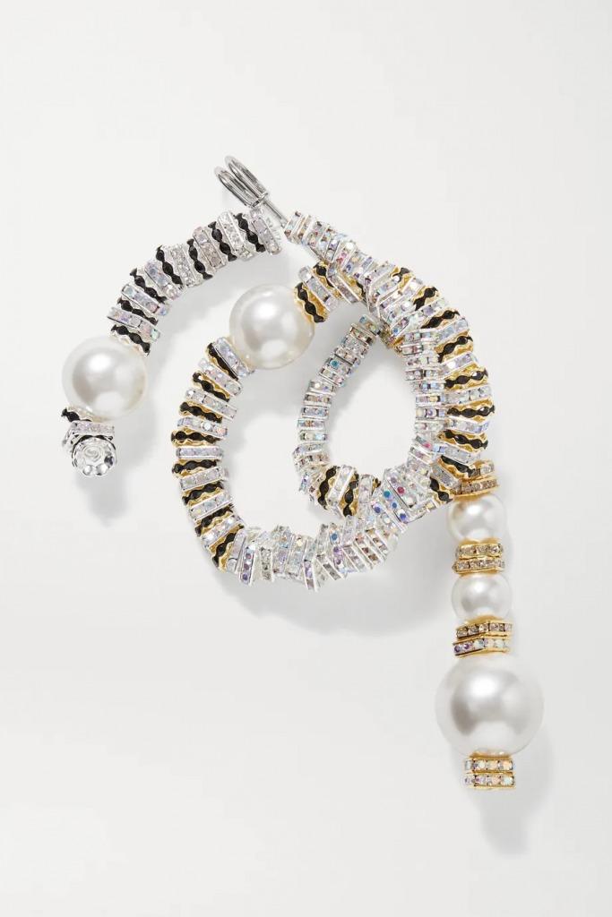 pearl octopuss.y brooch