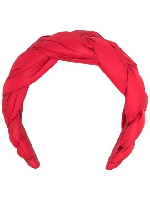 red(v) headband