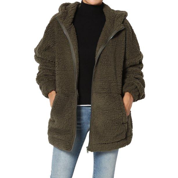 themogan sherpa jacket