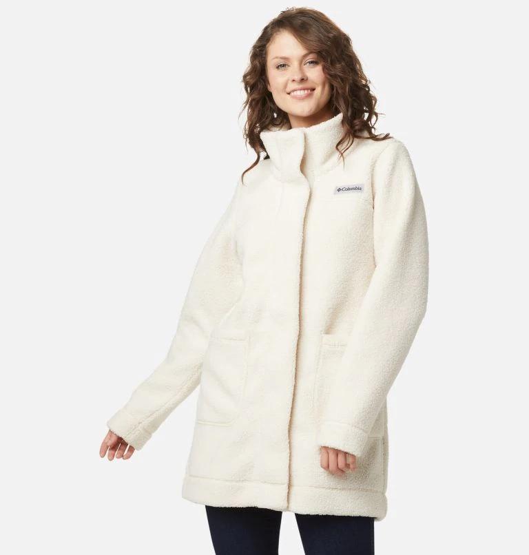 columbia sherpa jacket