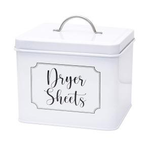 dryer sheet bin