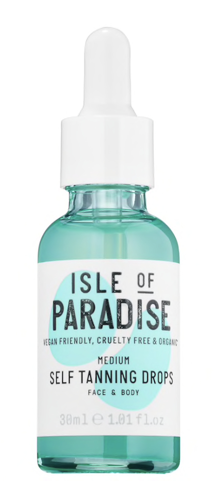 isle of paradise drops