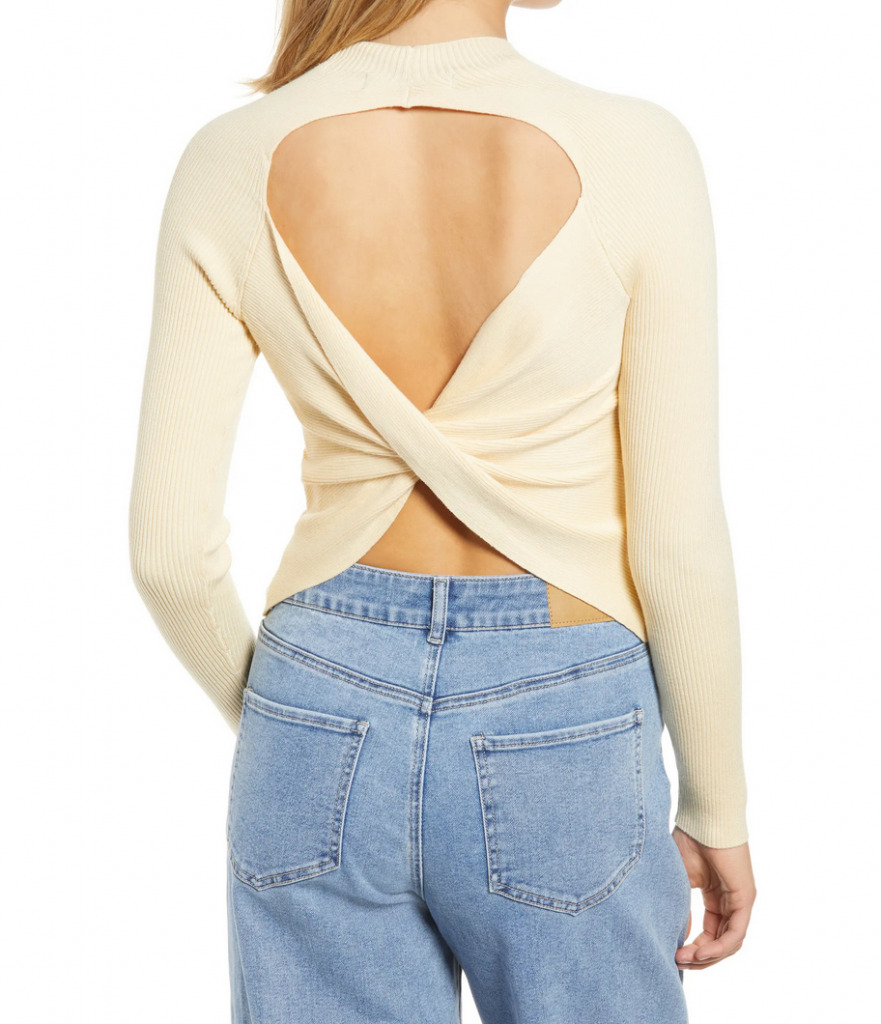 cut out top