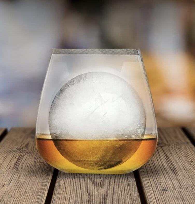sphere ice cube