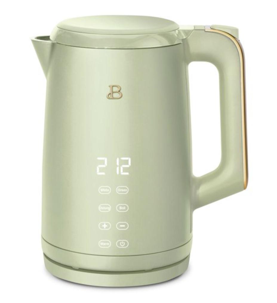 drew Barrymore electric kettle