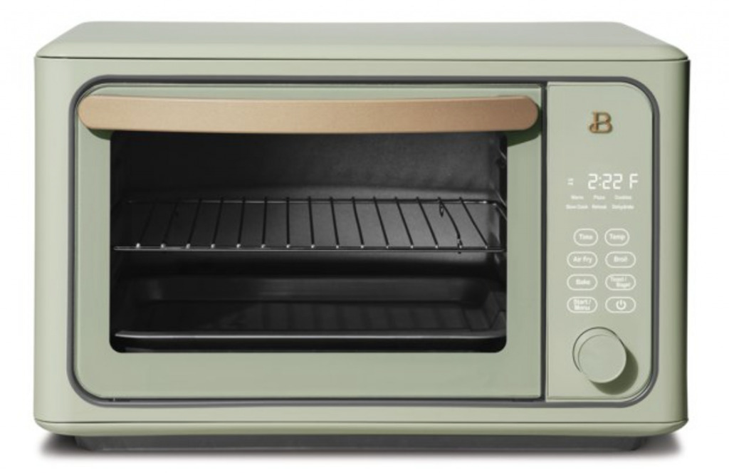 drew Barrymore toaster oven