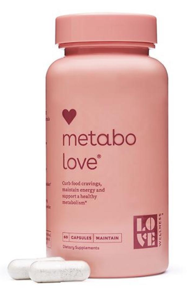 MEtabolove women's supplement