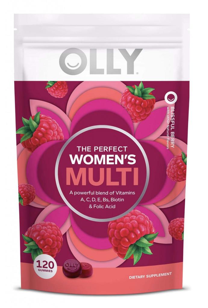 Olly's multi vitamin
