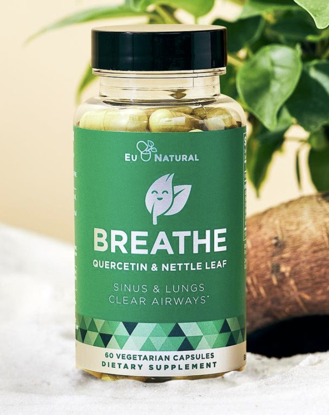 Breathe respiratory supplement eu natural