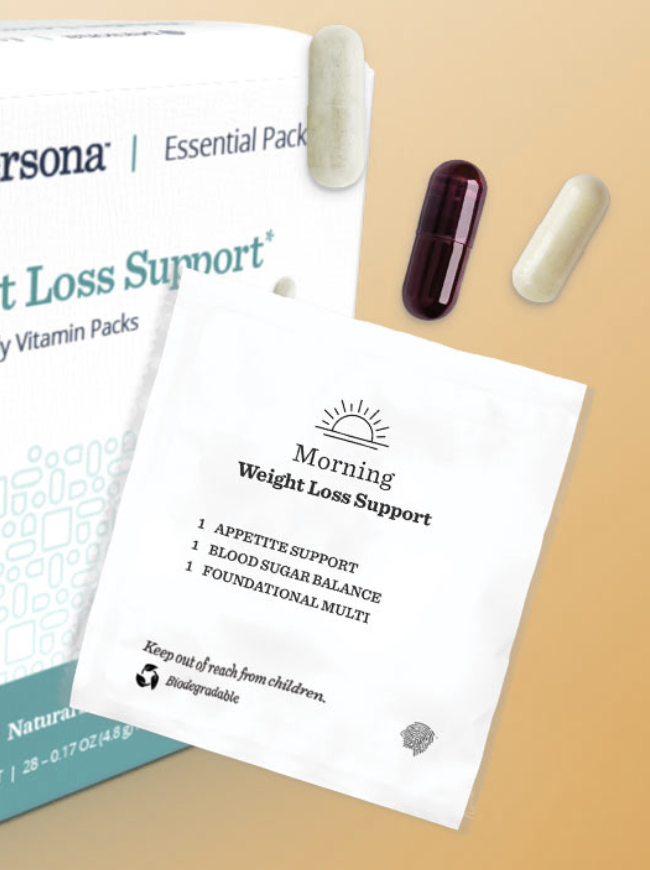 PERsona weight loss pack