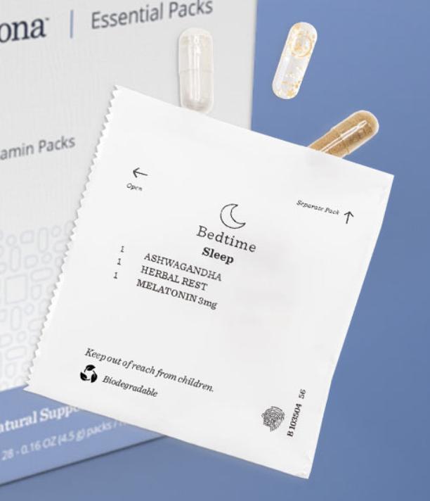 personal nutrition sleep pack